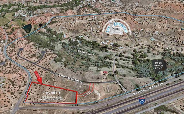 Lot 106 Calle Milpa, La Cienega, NM 87508 (MLS #201900403) :: The Desmond Group