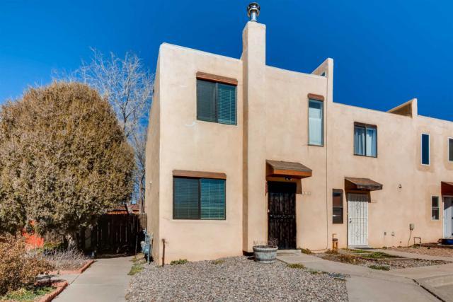 1670 Calle De Oriente Norte, Santa Fe, NM 87507 (MLS #201900475) :: The Desmond Group