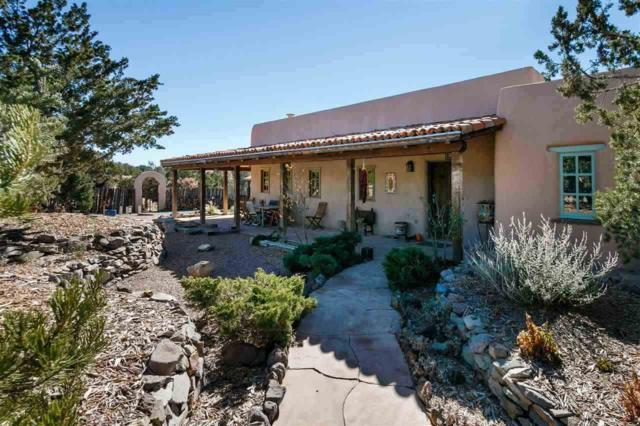 10 Miners Trail, Santa Fe, NM 87508 (MLS #201900490) :: The Desmond Group