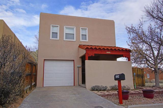 2224 Camino Rancho Siringo, Santa Fe, NM 87505 (MLS #201900510) :: The Desmond Group