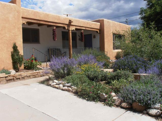 357 E Alameda Street, Santa Fe, NM 87501 (MLS #201900518) :: The Desmond Group