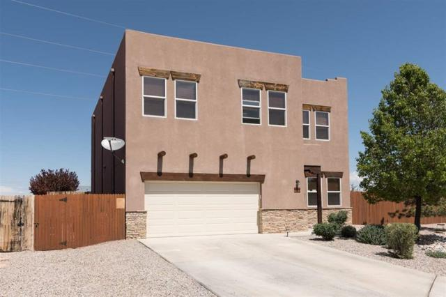 4351 Santa Lucia, Santa Fe, NM 87507 (MLS #201900538) :: The Desmond Group