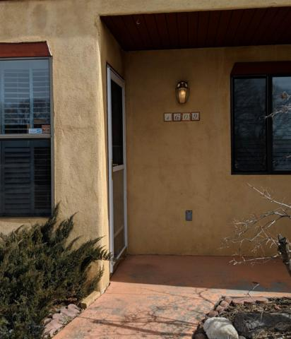 1609 Calle De Oriente Norte, Santa Fe, NM 87507 (MLS #201900563) :: The Very Best of Santa Fe