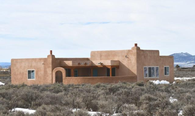 194 W Romero Rd., Taos, NM 87571 (MLS #201900565) :: The Bigelow Team / Realty One of New Mexico