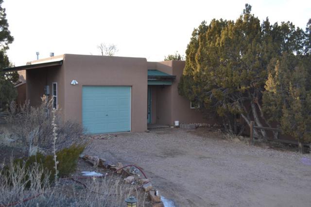 57 Encantado Loop Verano Loop, Santa Fe, NM 87508 (MLS #201900566) :: The Very Best of Santa Fe