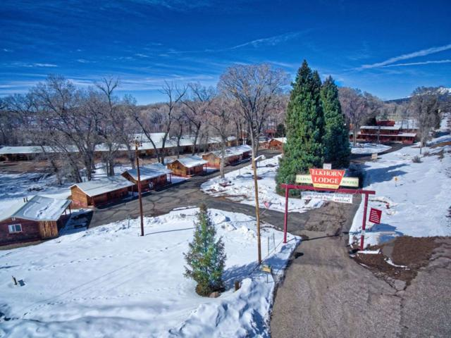 2663 S Highway 84, Chama, NM 87520 (MLS #201900579) :: The Very Best of Santa Fe