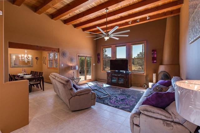 2727 Via Venado, Santa Fe, NM 87505 (MLS #201900585) :: The Desmond Group