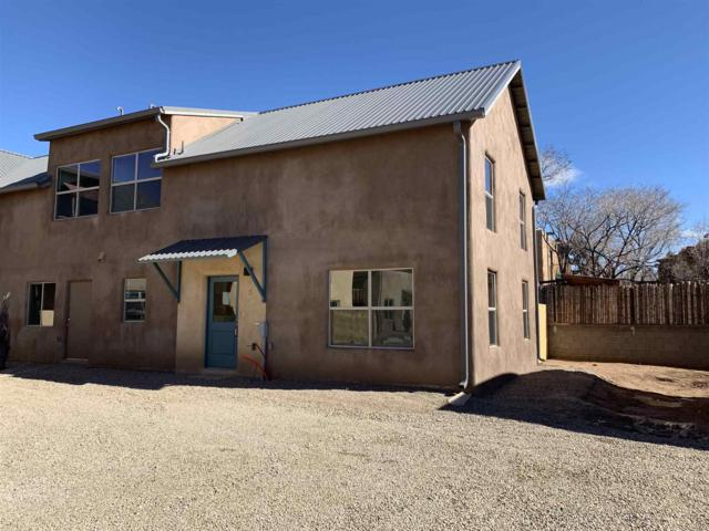 2180 W Alameda Street #8, Santa Fe, NM 87507 (MLS #201900591) :: The Bigelow Team / Realty One of New Mexico