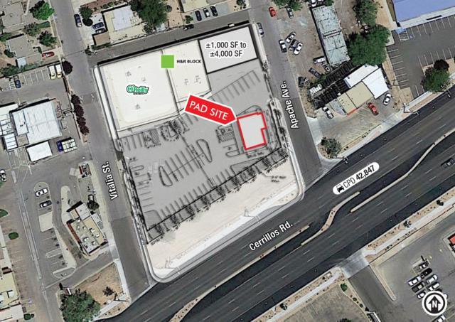 2100 Cerrillos Rd., Santa Fe, NM 87505 (MLS #201900596) :: The Desmond Group