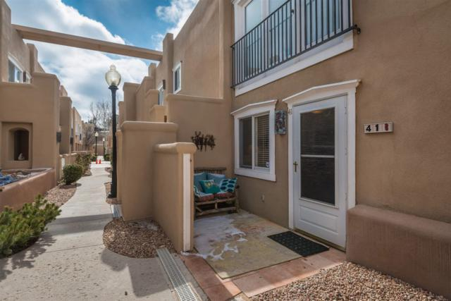 663 Bishops Lodge Road #41, Santa Fe, NM 87501 (MLS #201900606) :: The Bigelow Team / Realty One of New Mexico