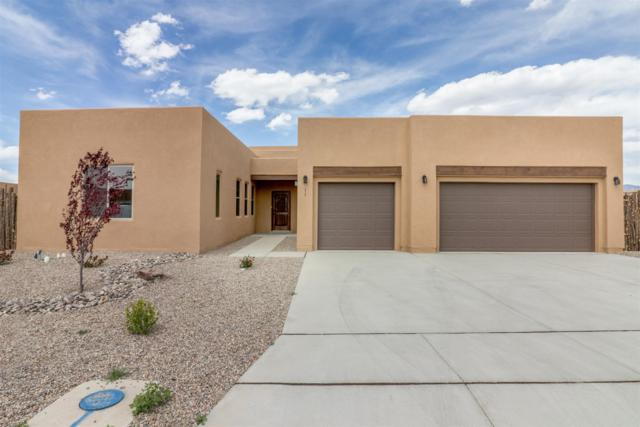 45 Bosquecillo, Santa Fe, NM 87508 (MLS #201900639) :: The Bigelow Team / Realty One of New Mexico
