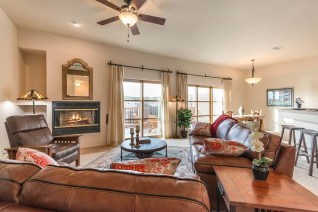 1616 Villa Strada, Santa Fe, NM 87506 (MLS #201900664) :: The Bigelow Team / Realty One of New Mexico