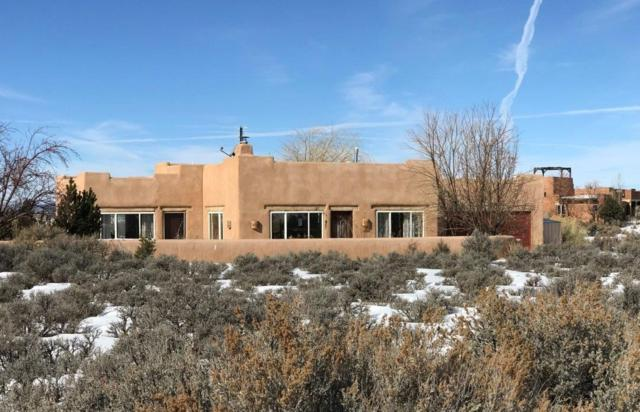 3 Casa Del Cielo, Taos, NM 87571 (MLS #201900676) :: The Bigelow Team / Realty One of New Mexico