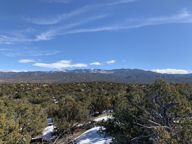 Lot 54 Monte Sereno Drive, Santa Fe, NM 87506 (MLS #201900740) :: The Desmond Group
