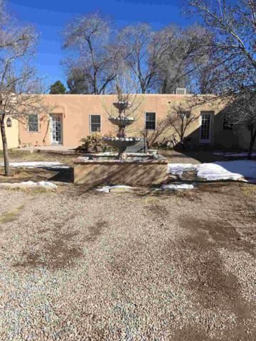 443 W San Francisco 1 Thru 8, Santa Fe, NM 87505 (MLS #201900759) :: The Bigelow Team / Realty One of New Mexico