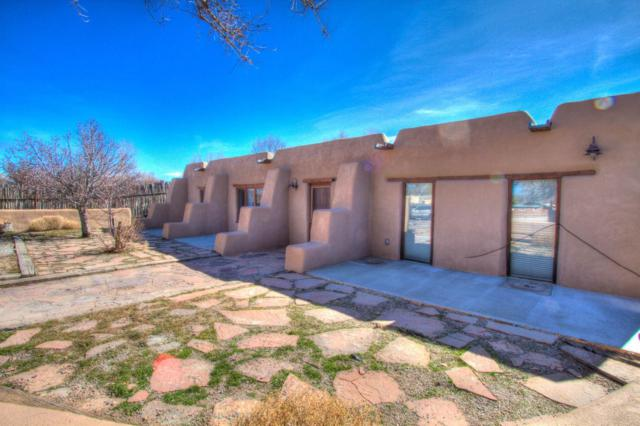 169 State Road 399, La Mesilla, NM 87532 (MLS #201900763) :: The Very Best of Santa Fe