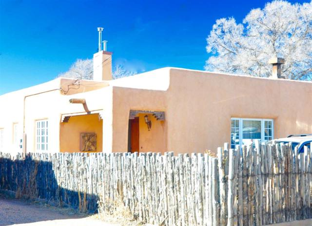 124 Park Avenue, Santa Fe, NM 87501 (MLS #201900816) :: The Bigelow Team / Realty One of New Mexico