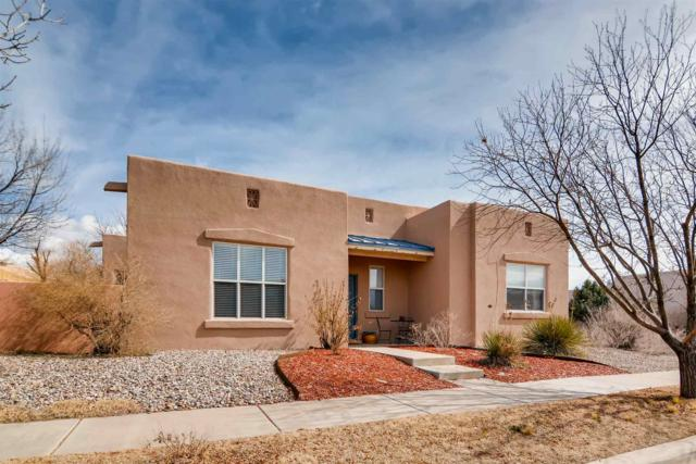 1 Broken Rock Place, Santa Fe, NM 87508 (MLS #201900856) :: The Desmond Group
