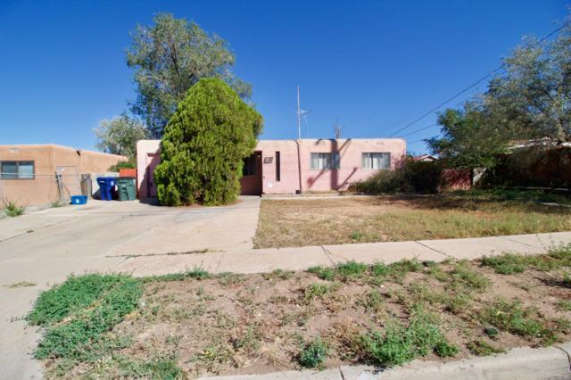 2821 Siringo, Santa Fe, NM 87507 (MLS #201900862) :: The Bigelow Team / Realty One of New Mexico