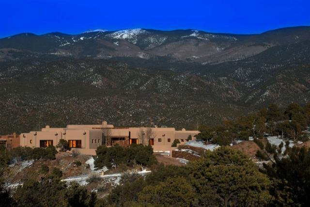 2975 Tesuque Overlook, Santa Fe, NM 87506 (MLS #201900881) :: The Desmond Group