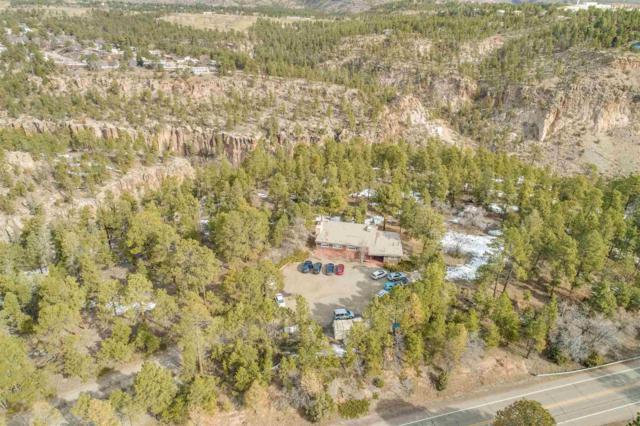 2022 Canyon Road, Los Alamos, NM 87544 (MLS #201900884) :: The Desmond Group