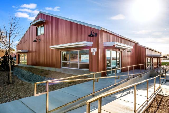 1300 Rufina Circle, Unit B4 B4, Santa Fe, NM 87507 (MLS #201900891) :: The Bigelow Team / Realty One of New Mexico