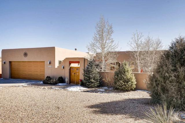 2904 Governor Mabry Court, Santa Fe, NM 87505 (MLS #201900908) :: The Bigelow Team / Realty One of New Mexico