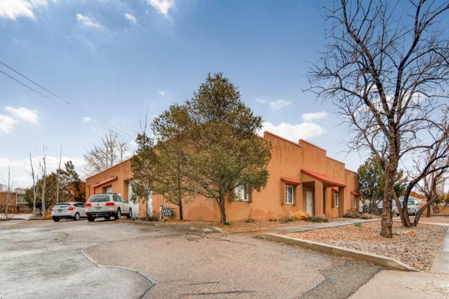 1401 Maclovia H, Santa Fe, NM 87505 (MLS #201900914) :: The Bigelow Team / Realty One of New Mexico