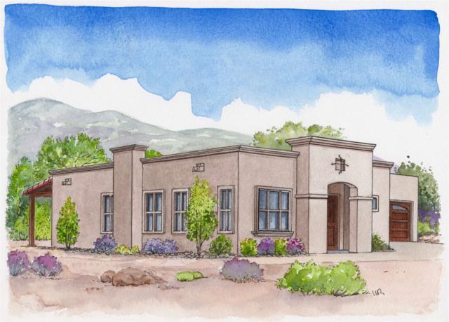 2916 Viale Tresana Court, Santa Fe, NM 87505 (MLS #201900936) :: The Desmond Group