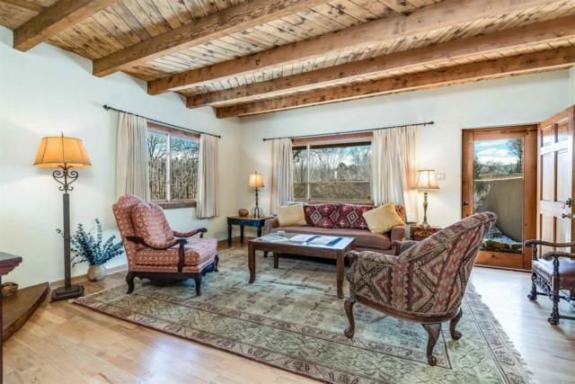 1028 Galisteo, Santa Fe, NM 87505 (MLS #201900974) :: The Bigelow Team / Realty One of New Mexico