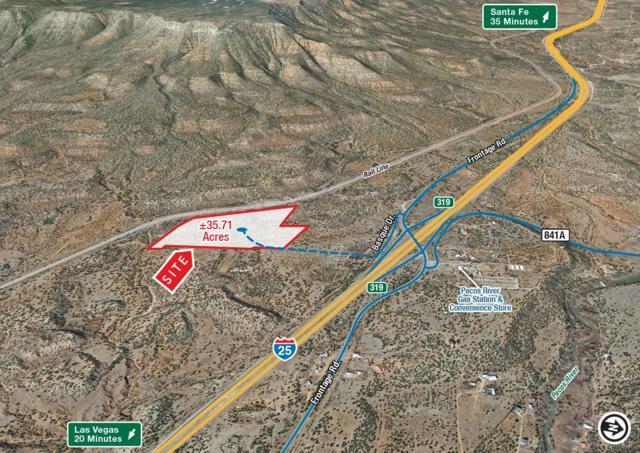 I-25 & Exit 319, San Jose, NM 87565 (MLS #201901004) :: The Desmond Group