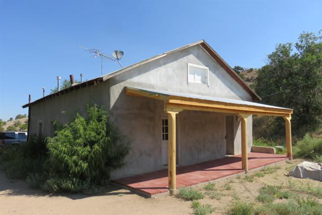 163 County Road 69, Ojo Sarco, NM 87521 (MLS #201901024) :: The Very Best of Santa Fe