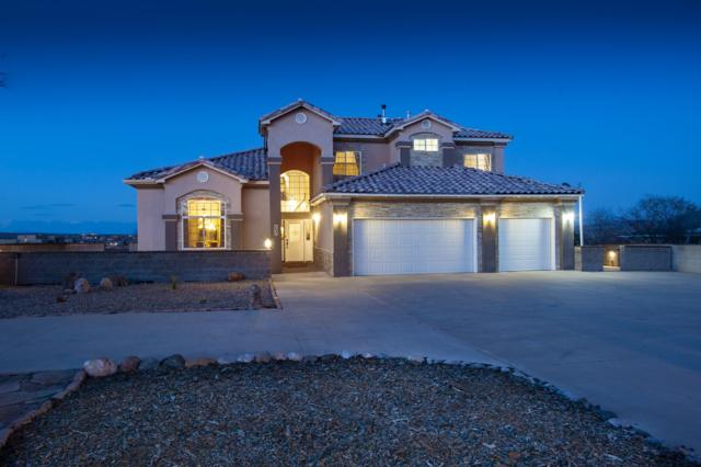 5641 Cody Road, Rio Rancho, NM 87144 (MLS #201901033) :: The Desmond Group