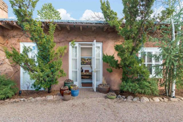 640 Canyon Road 9 & 7, Santa Fe, NM 87505 (MLS #201901069) :: The Bigelow Team / Realty One of New Mexico