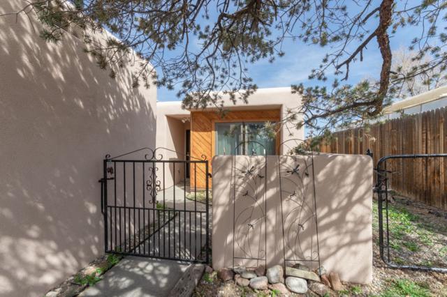 2312 Calle Luminoso, Santa Fe, NM 87505 (MLS #201901092) :: The Very Best of Santa Fe