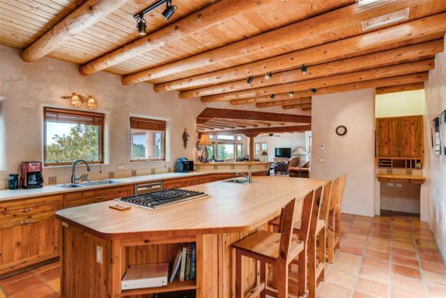 135 Principe De Paz, Santa Fe, NM 87508 (MLS #201901130) :: The Bigelow Team / Realty One of New Mexico