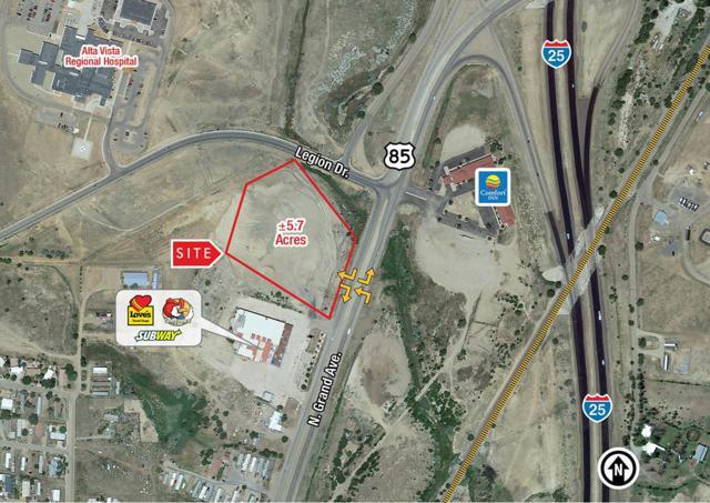 N. Grand Ave. & Legion Dr., Las Vegas, NM 87701 (MLS #201901131) :: The Very Best of Santa Fe