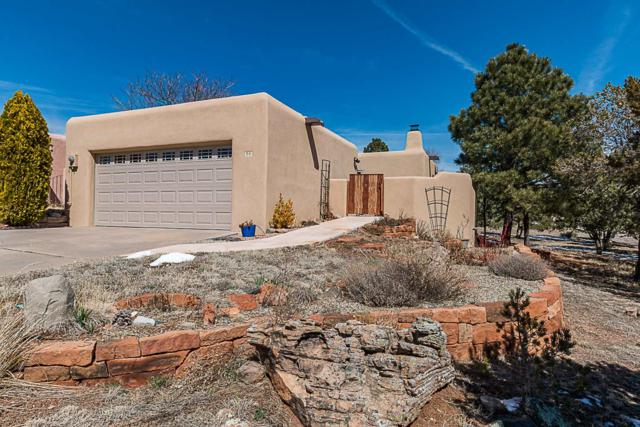 1810 Calle De Sebastian C-1, Santa Fe, NM 87505 (MLS #201901171) :: The Desmond Group