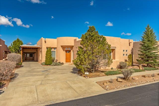 5 Softwynd, Santa Fe, NM 87508 (MLS #201901172) :: The Very Best of Santa Fe