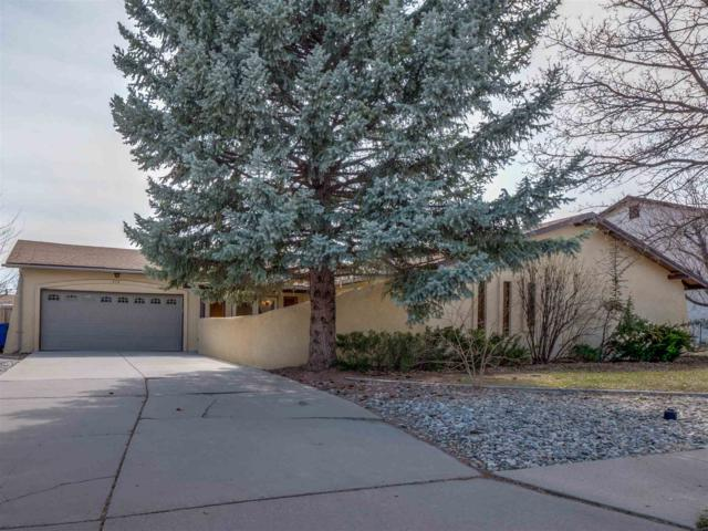 533 Bryce Ave, Los Alamos, NM 87544 (MLS #201901179) :: The Desmond Group