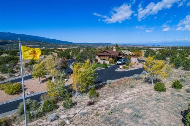 71 Creekside Trail, Sandia Park, NM 87047 (MLS #201901195) :: The Very Best of Santa Fe