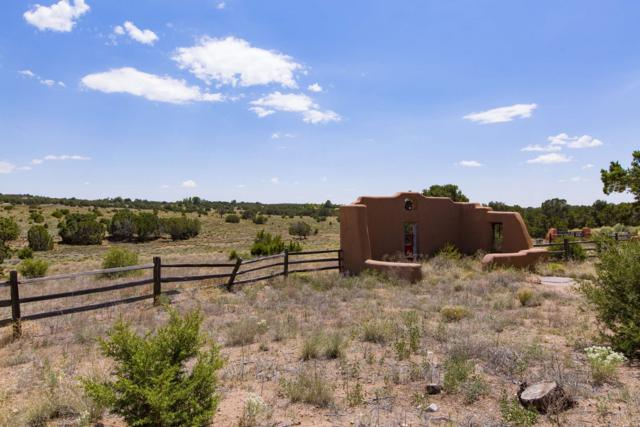 Tano Road, Lot 4-B, Santa Fe, NM 87506 (MLS #201901280) :: The Very Best of Santa Fe