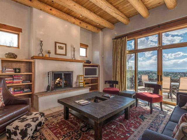38-B Lodge Trail, Santa Fe, NM 87506 (MLS #201901287) :: The Desmond Group