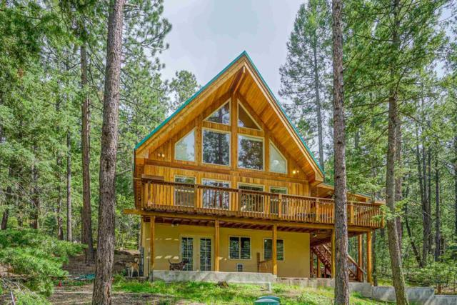1222 Los Griegos, Jemez Springs, NM 87025 (MLS #201901302) :: The Bigelow Team / Realty One of New Mexico
