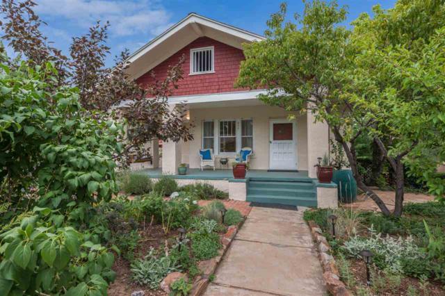804 Don Gaspar, Santa Fe, NM 87505 (MLS #201901303) :: Berkshire Hathaway HomeServices Santa Fe Real Estate