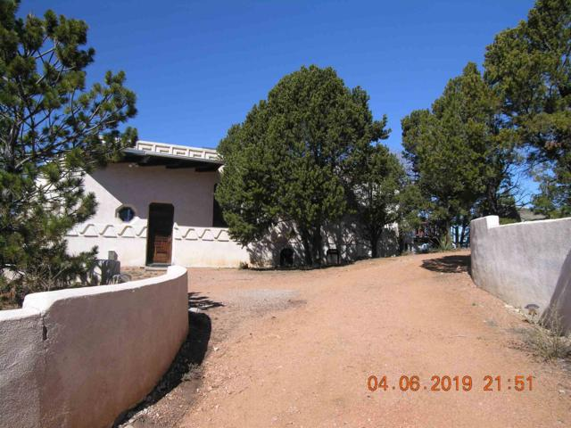 39 Double Arrow Rd. So., Santa Fe, NM 87505 (MLS #201901305) :: The Bigelow Team / Realty One of New Mexico