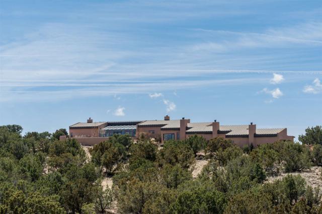 88 Chisholm Trail, Santa Fe, NM 87506 (MLS #201901325) :: The Very Best of Santa Fe