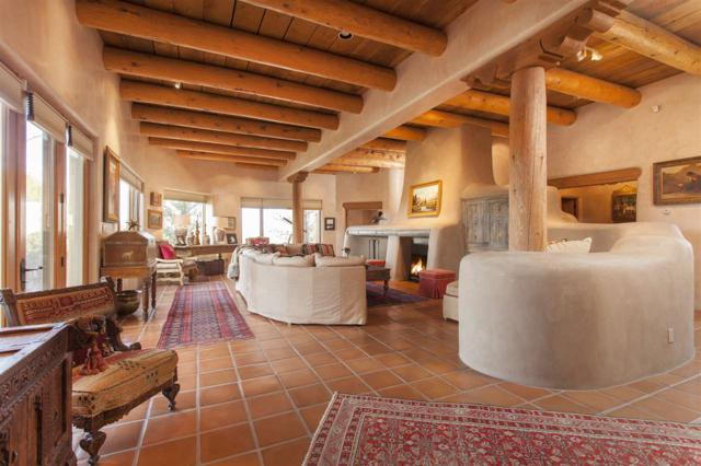 41 Vista Hermosa, Santa Fe, NM 87506 (MLS #201901329) :: The Very Best of Santa Fe