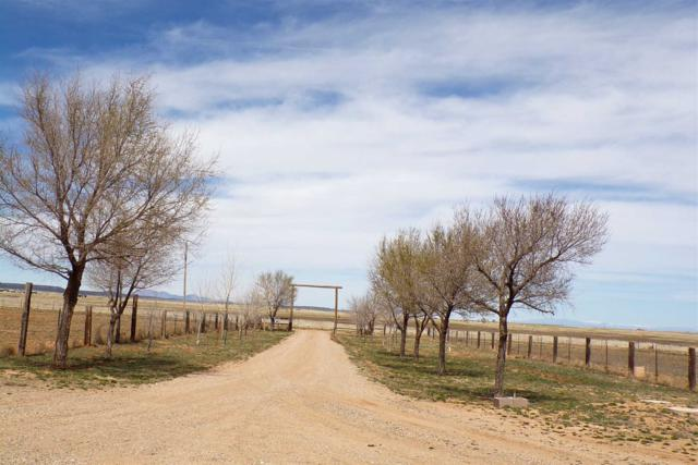 362 Howell Rd, Estancia, NM 87016 (MLS #201901408) :: The Bigelow Team / Realty One of New Mexico