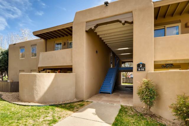 601 San Mateo Unit 14/Bldg 2, Santa Fe, NM 87505 (MLS #201901410) :: The Desmond Group